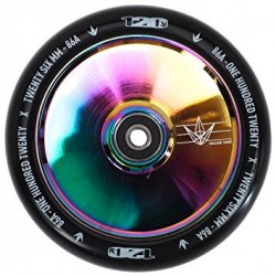 Roues BLUNT 120mm Neochrome