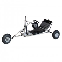 Chassis complet Pro avec Grosse Roue avant (sac, chassis, etc…)
