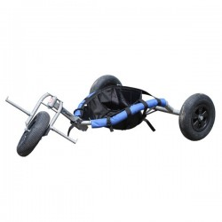 Peter Lynn Drifter buggy with standard wheels
