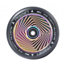 FASEN WHEEL 120MM Hypno Square OIL SLICK