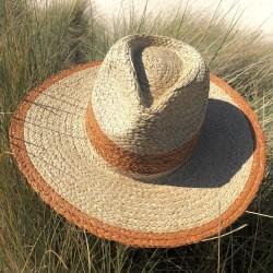 CHAPEAU FEDORA  PAILLE STATE OF MIND - Billabong