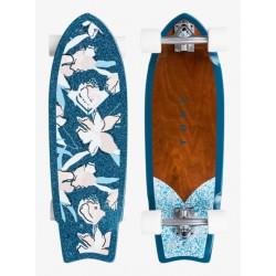 "Surfskate Blooming 31"" x 9.5"" - ROXY"