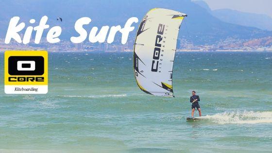 Kite surf core avis essai