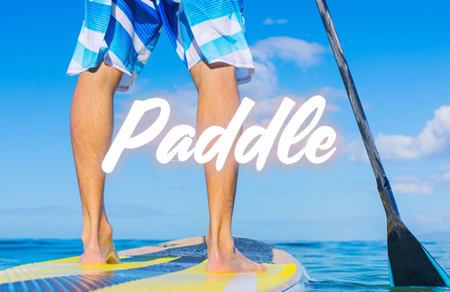 paddle opale ride